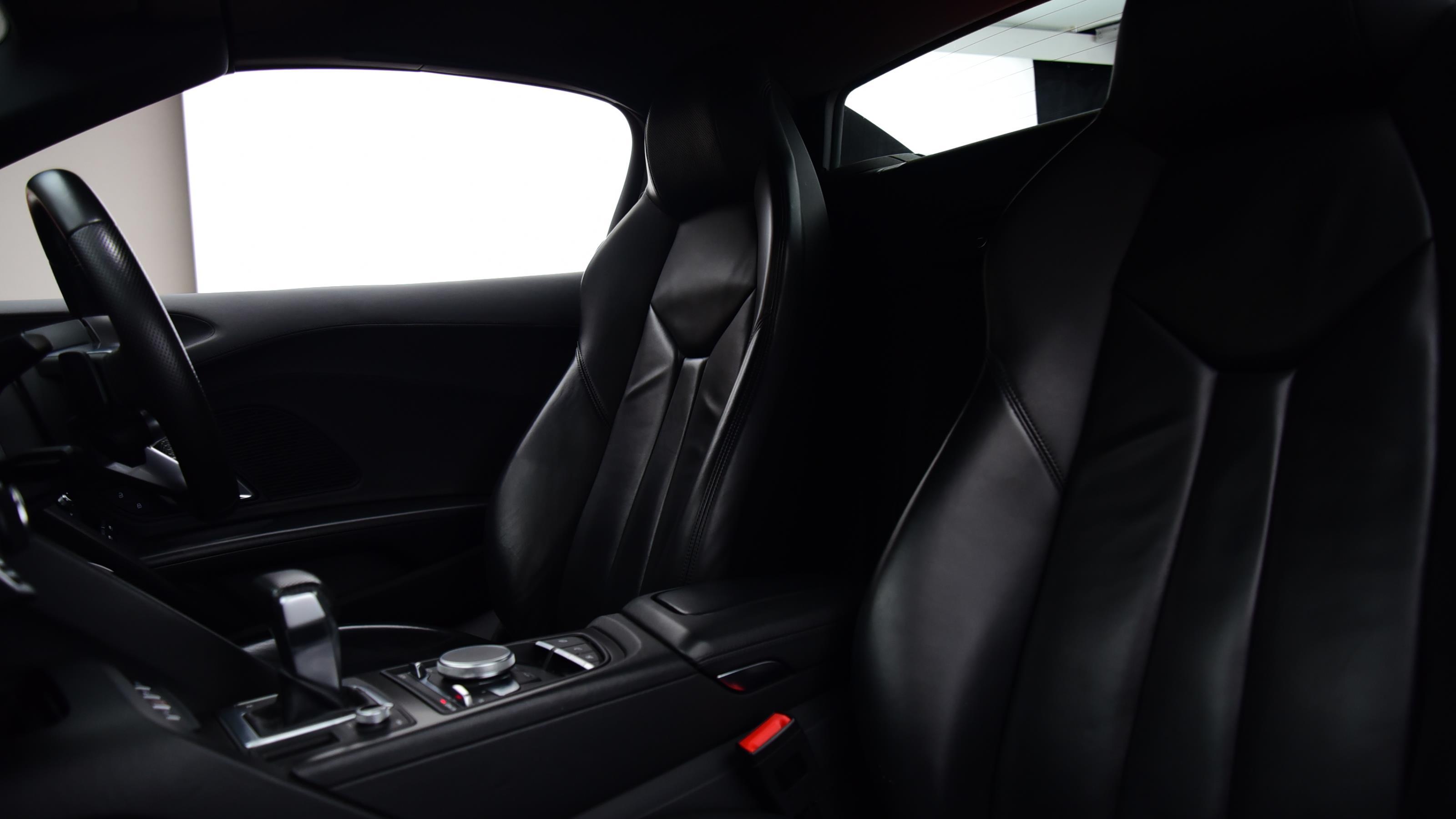 Used 2016 Audi R8 5.2 FSI V10 Quattro 2dr S Tronic Red at Saxton4x4