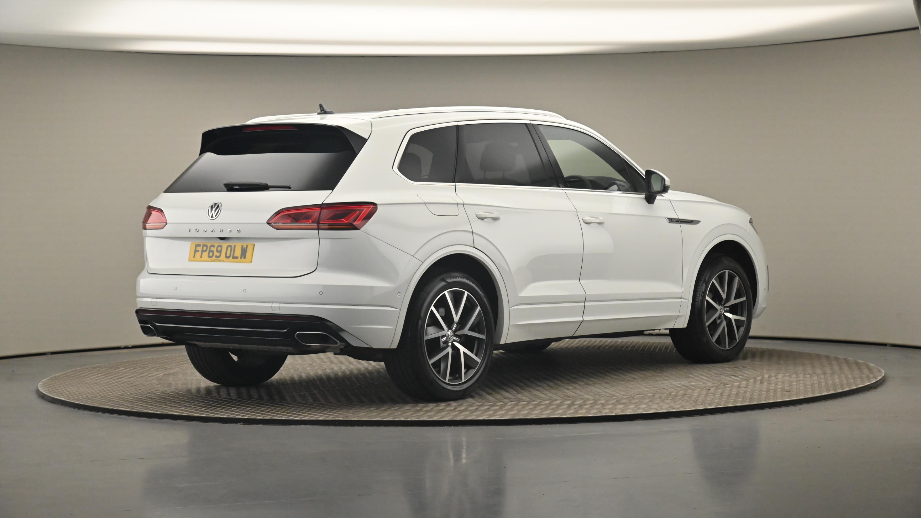 Used 2019 Volkswagen TOUAREG 3.0 V6 TDI 4Motion 231 R Line ...