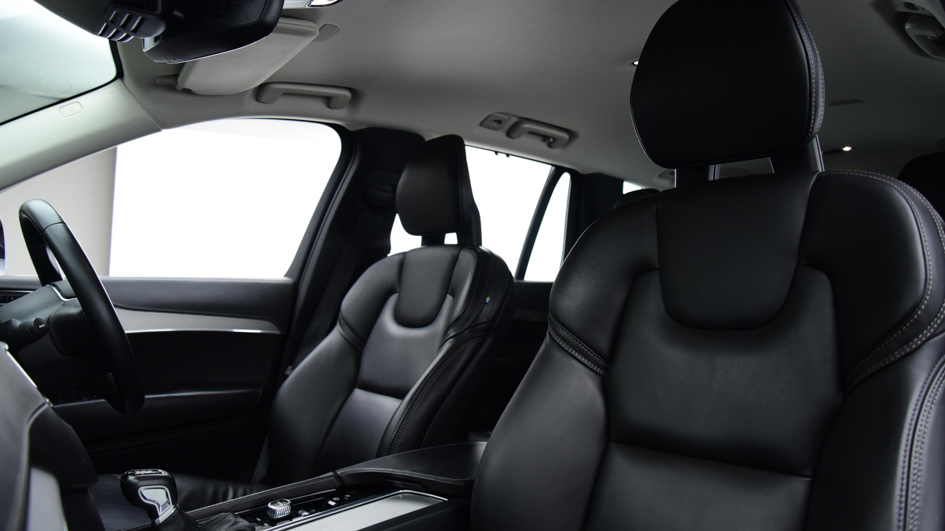Used 2017 Volvo XC90 2.0 D5 PowerPulse Inscription 5dr AWD Geartronic GREY at Saxton4x4
