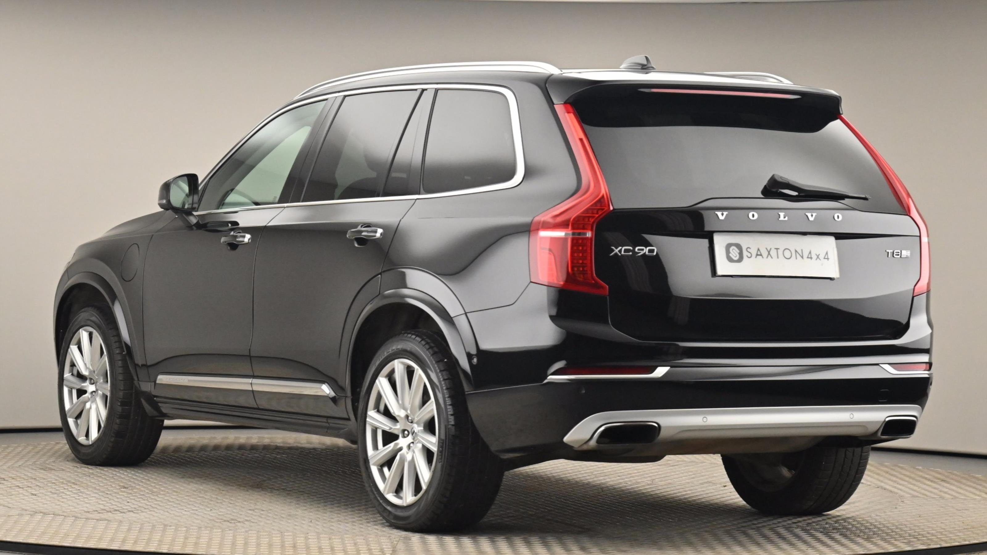 Used 2016 Volvo XC90 2.0 T8 Hybrid Inscription 5dr Geartronic BLACK at Saxton4x4