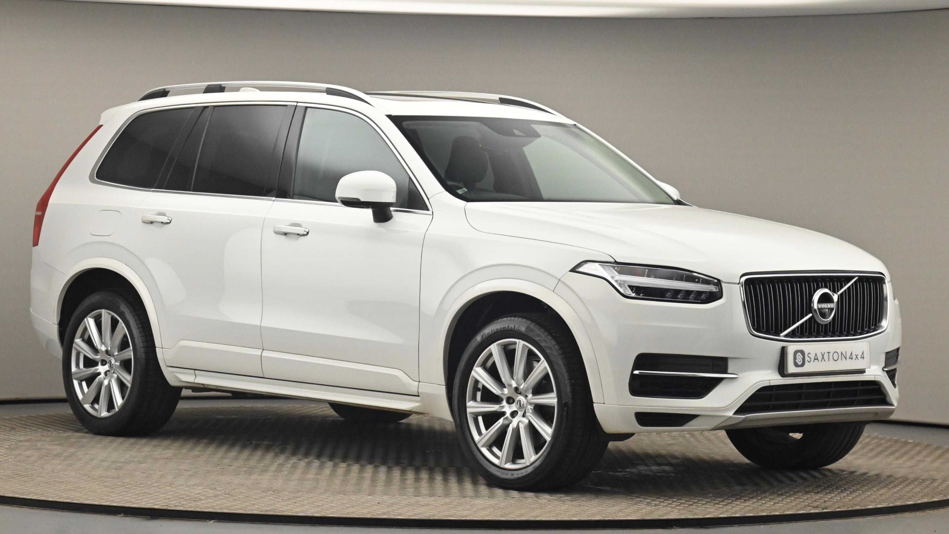 Used 2016 Volvo XC90 2.0 T8 Hybrid Momentum 5dr Geartronic WHITE at Saxton4x4