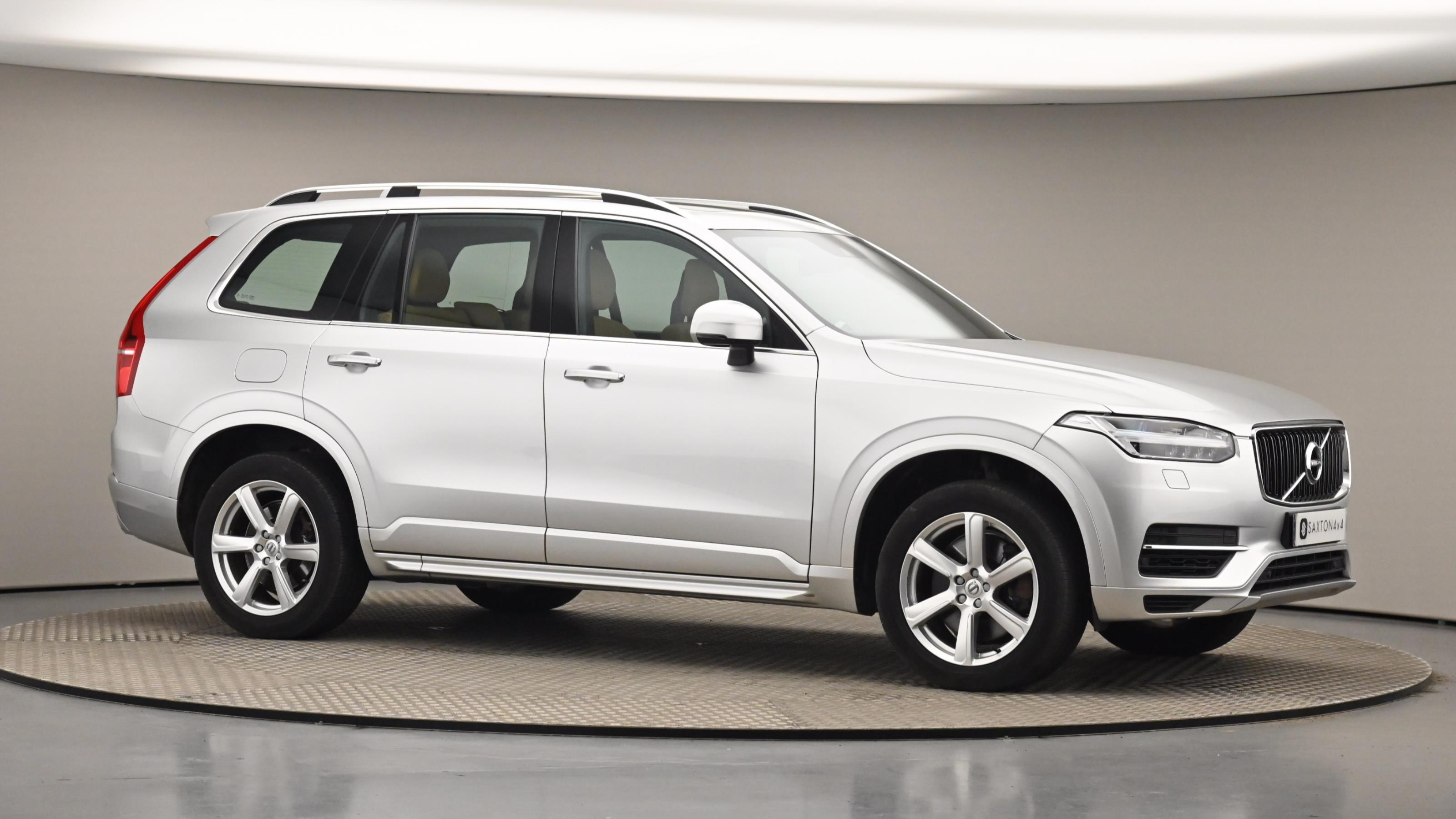 Used 2017 Volvo XC90 2.0 T8 Hybrid Momentum Pro 5dr Geartronic Silver at Saxton4x4