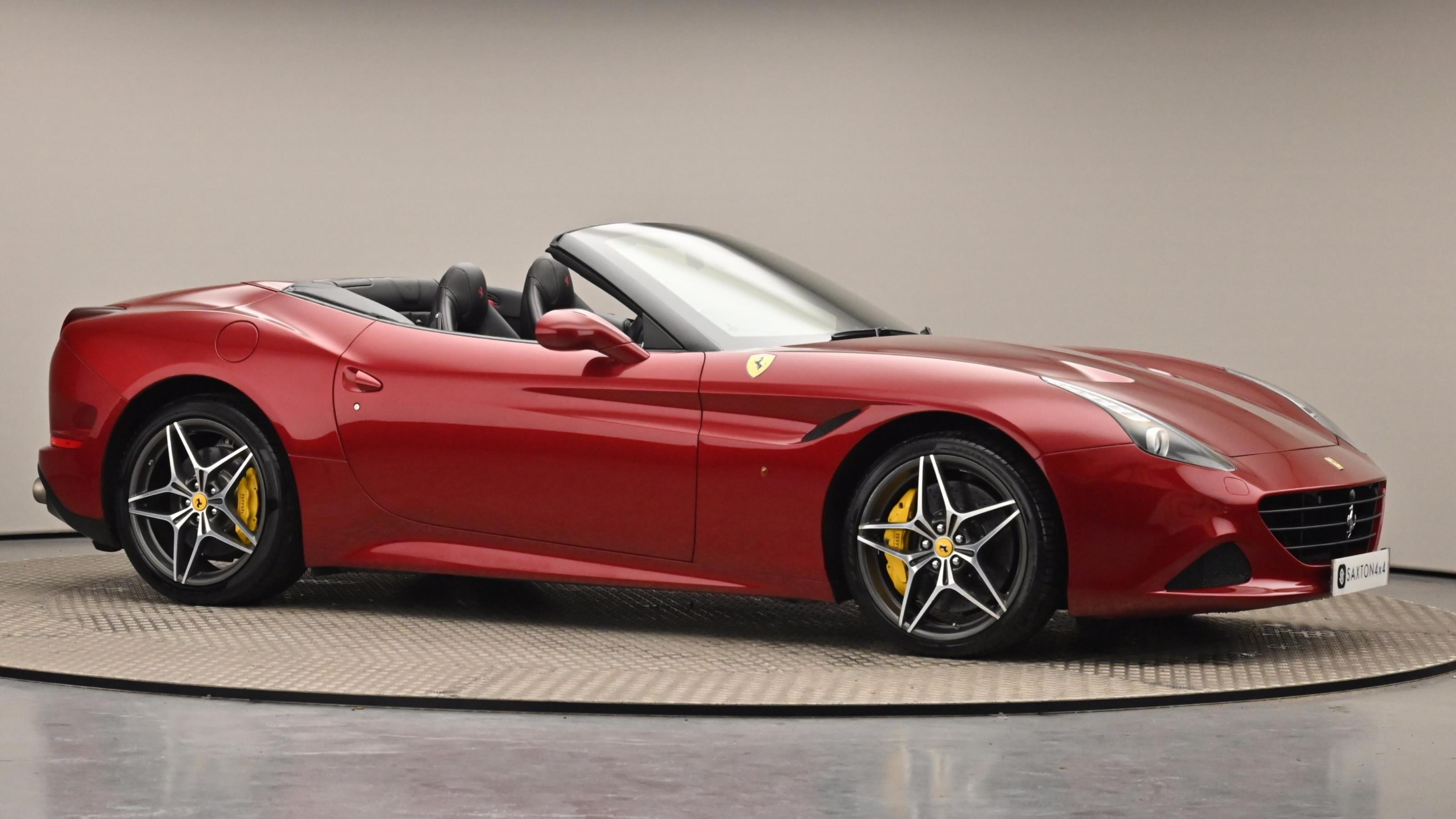 Used 2014 Ferrari CALIFORNIA T 2dr Auto RED at Saxton4x4