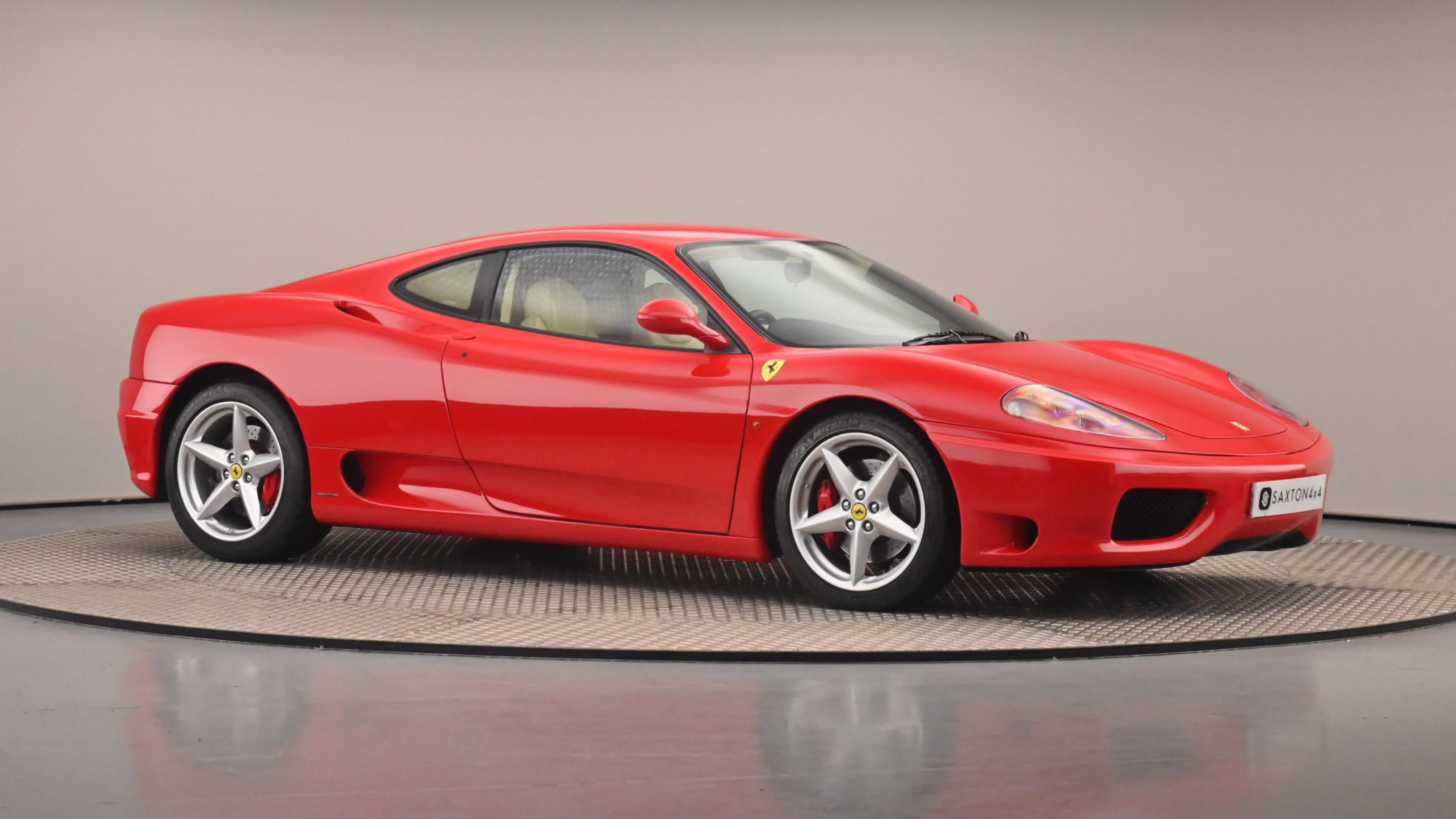 Used 1999 Ferrari 360M Modena 2dr F1 RED at Saxton4x4