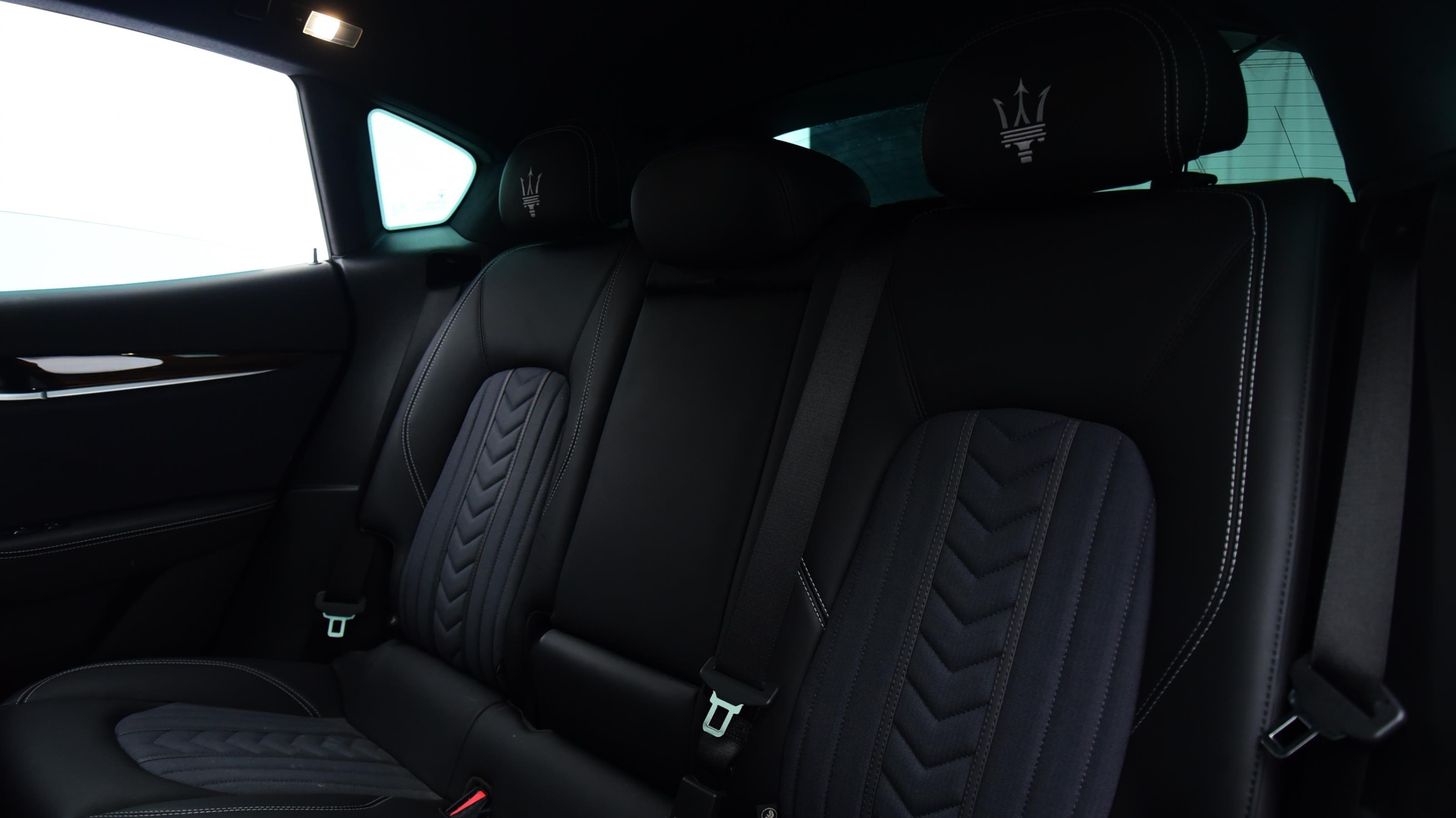 Used 2017 Maserati LEVANTE V6 S 5dr Auto Grey at Saxton4x4